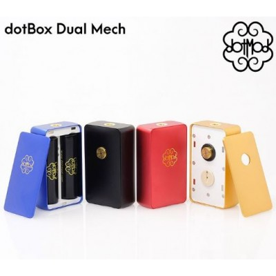 DOTMOD Dual 18650 Mech