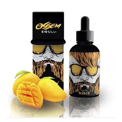 Ossem Juice Malaysian Mango (BOOSTER) 0 mg /50ml +Nicokit