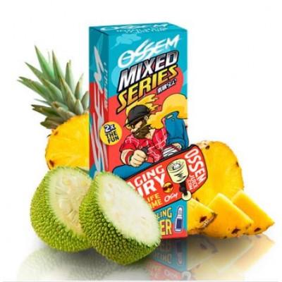 Ossem Juice - Summer Series - Jackfruit & Pineapple 50ml 0mg+Nicokit