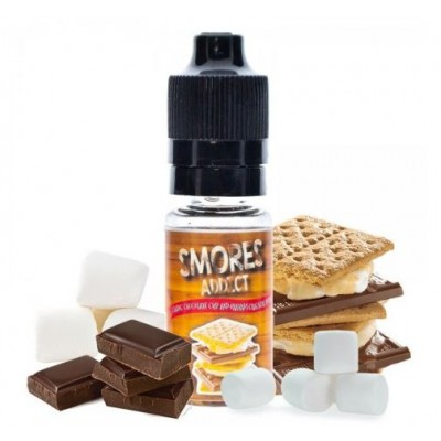 Aroma Classic Chocolate Chip and Graham Crackers - Smores Addict  10ml