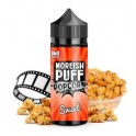 Moreish Puff  Popcorn Sweet  100ml  0mg +Nicokit