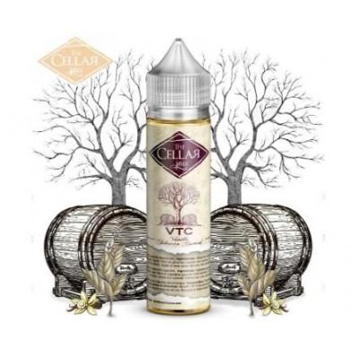 The Cellar Juice Vanilla Tobacco Custard VTC 50 ml 0mg +Nicokit