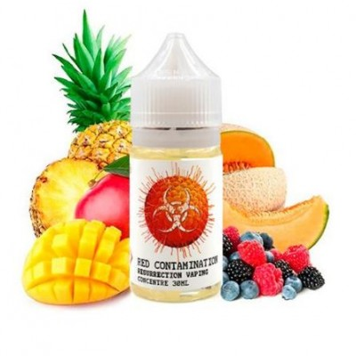 Resurrection Vaping Aromas Red Contamination   30ml