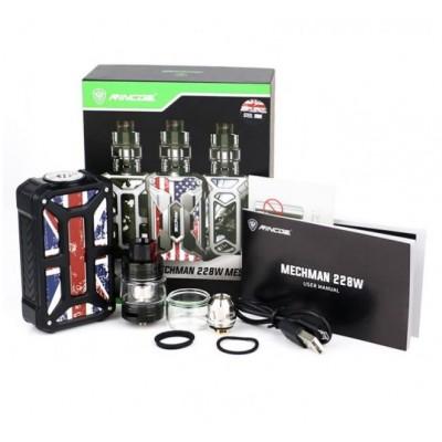 Rincoe Mechman 228W Mesh Kit  /Black Steel Case