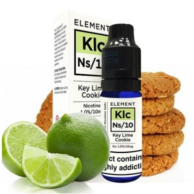 Element  KEY LIME COOKIE  10ml / Nic Salts by 20mg