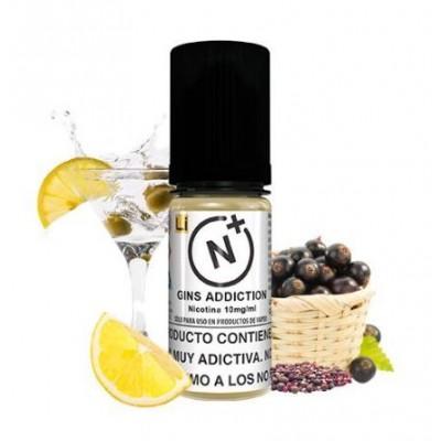 Halcyon Haze Gins Addiction  Salts  20mg  10ml