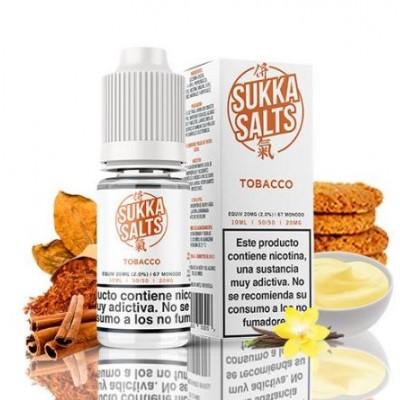 Sukka Salts Tobacco 10 ml