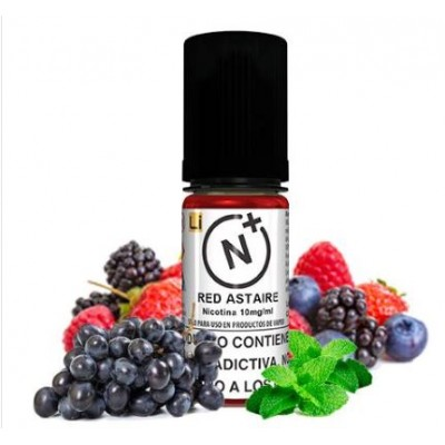 Nicotine Plus T-Juice Red Astaire 10ml