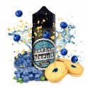 JUST JAM BISCUIT BLUEBERRY 100 ml 0mg +Nicokit