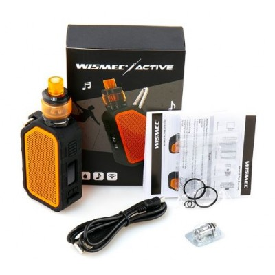 Wismec Active With Amor NS Plus Kit 2ml