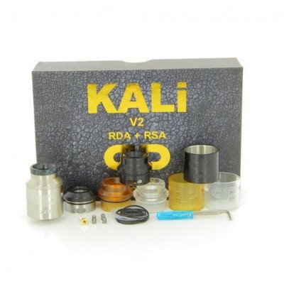 KALI V2 RDA BF QP DESIGN  / 25 mm