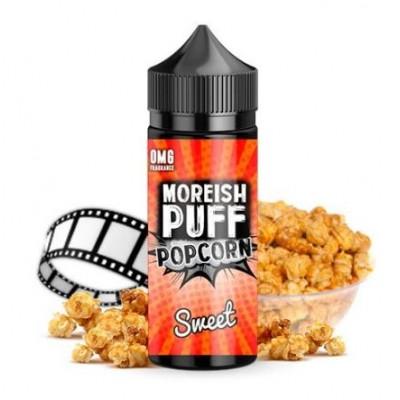 Moreish Puff  Popcorn Sweet  100ml  0mg +Nicokit