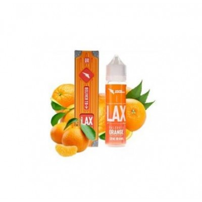 VAPE AIRWAYS - LAX VALENCIA ORANGE  50 ml 0mg +Nicokit