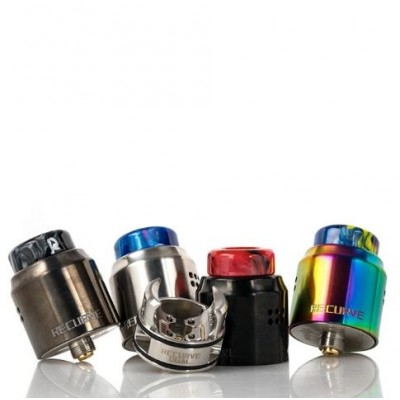 Wotofo  Recurve Dual Coil RDA by  /24 mm