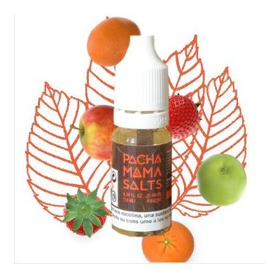 Pachamama Salts Fuji Apple 20mg 10ml