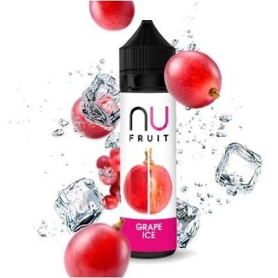 NU Fruit grape Ice 50ml 0 mg +Nicokit
