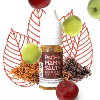 Pachamama Salts Apple Tobacco 20mg 10ml