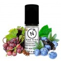 Nicotine Plus T-Juice Black N Blue 10ml
