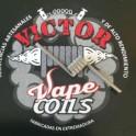 SINGLE TRICORE ALIEN 3X28+1X38 NI 80 -VICTOR VAPE COIL