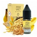 Peanut Butter Banana Granola by Pod Salt 10ml  20mg