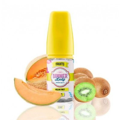 Aroma Fruits Melon Twist   30ml by Dinner Lady