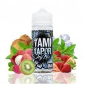 Icy Trio 100ml 0mg By Yami Vapor +Nicokit