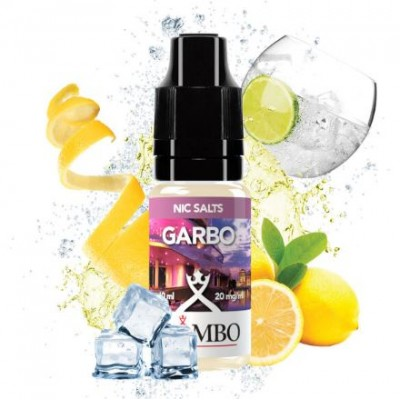 Garbo 20mg 10ml By Nic Salts by Bombo