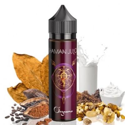 Orgasmo By Alquimia para Vapers & Shaman Juice 50 ml  0 mg +Nicokit