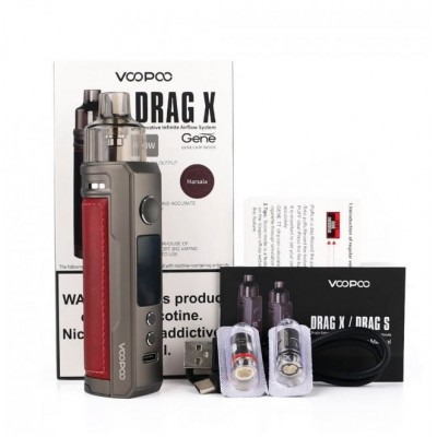 DRAG X POD By VOOPOO