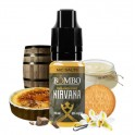 Nirvana (Golden Era) 10ml 20mg By Nic Salts by Bombo