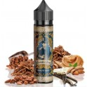 Caramel Nut Tobacco  by Barrick´s Brew 50ml  0mg+ Nicokit