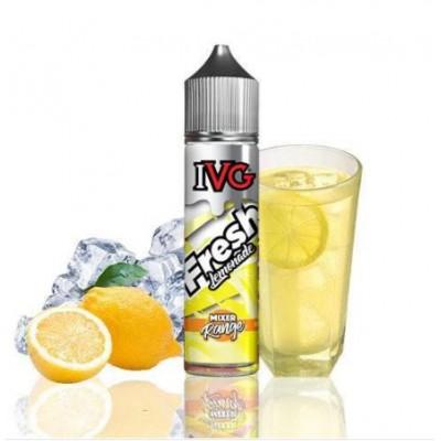 Fresh Lemonade by IVG Mixer Range 50 ml 0mg +Nicokit