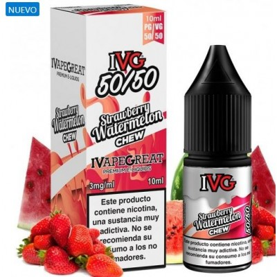 Strawberry Watermelon   by IVG Salt 20mg 10ml