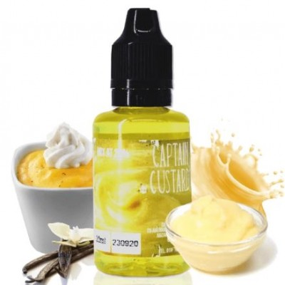 Aroma Captain Custard  By Chefs Flavours 30ml