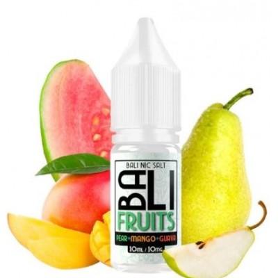 Pear Mango Guava   By Bali Fruits Kings Crest  10ml 20mg