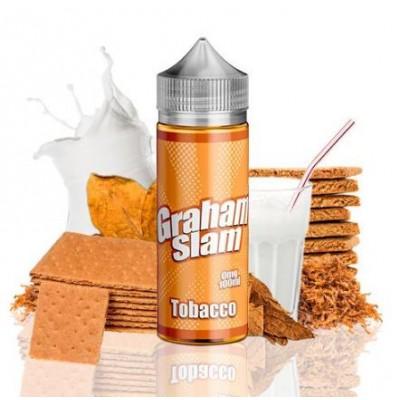 Graham Slam Tobacco By The Mamasan 100 ml 0mg