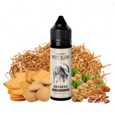 Andorra By West  Blend 50ml 0mg