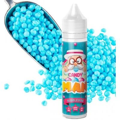 Bubblegum  By Candy Man E Liquid 50ml 0mg