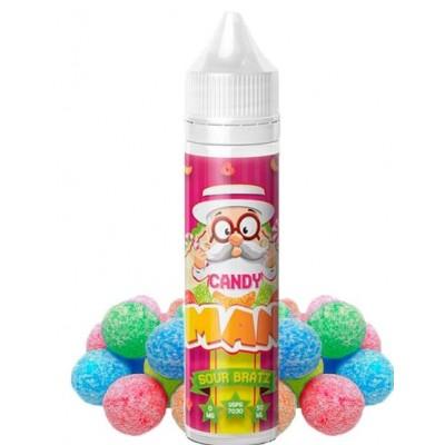 Sour Bratz  By Candy Man E Liquid 50ml 0mg