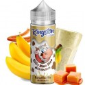 Banoffee Pie Milkshake By Kingston E-liquids  100ml 0mg