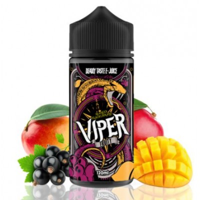 Mango Blackcurrant By Viper Fruity 100 ml 0mg