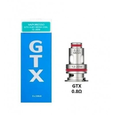 GTX Coil New Version By Vaporesso 0.8 ohm