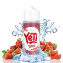 Cold Strawberry  By Yeti Ice 100 ml 0mg