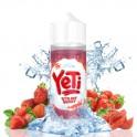 Cold Strawberry  By Yeti Ice 100 ml 0mg