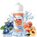 Blueberry Peach By Yeti Ice 100 ml 0mg