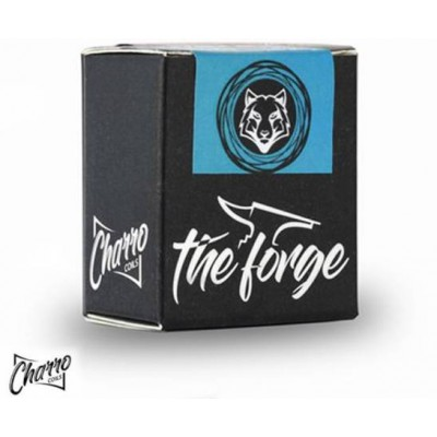 Single The Forge White Wolf By Charro Coils 0.25 ohm