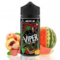 Watermelon Peach Lychee  By Viper Fruity 100 ml 0mg