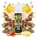 Bananaco By Viper Unique & Vap The Fuck  50ml 0mg