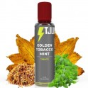 Golden Tobacco Mint By T-Juice 50ml 0mg